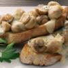 Cheese and Mushroom Toast Recipe