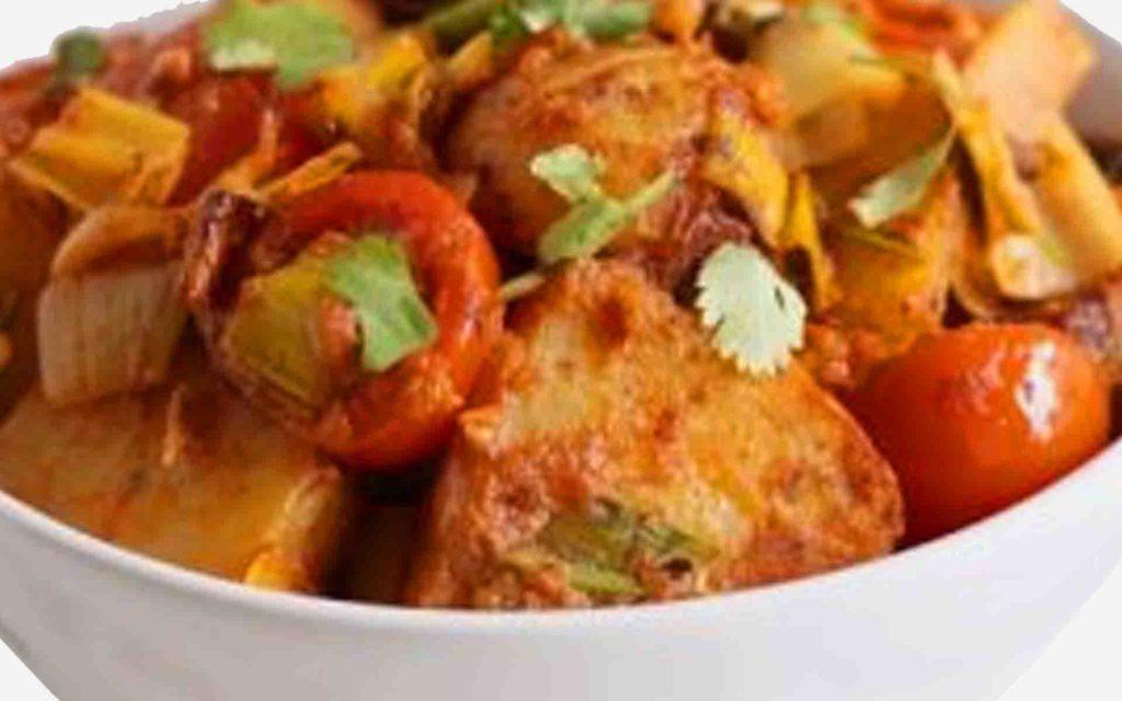 Potato Tikka Masala Delicious New Recipe