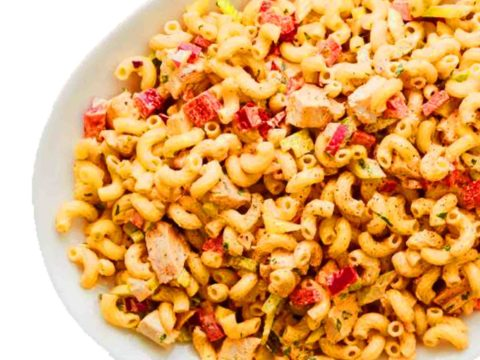 Chicken Macaroni