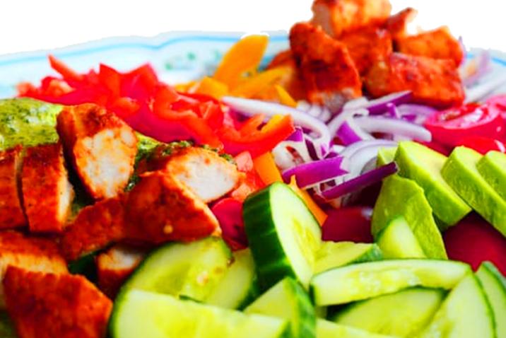 Salad Diet Weight Loss